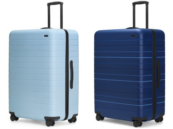 Away Luggage Types of Luggage