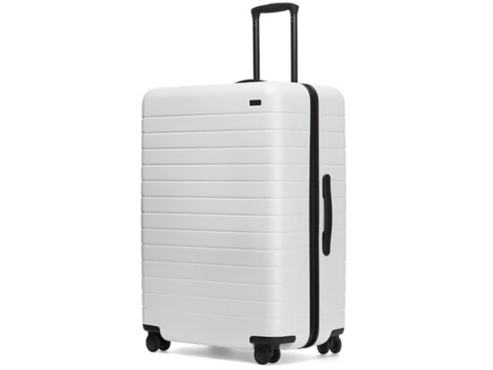 Away White The Large Suitcase