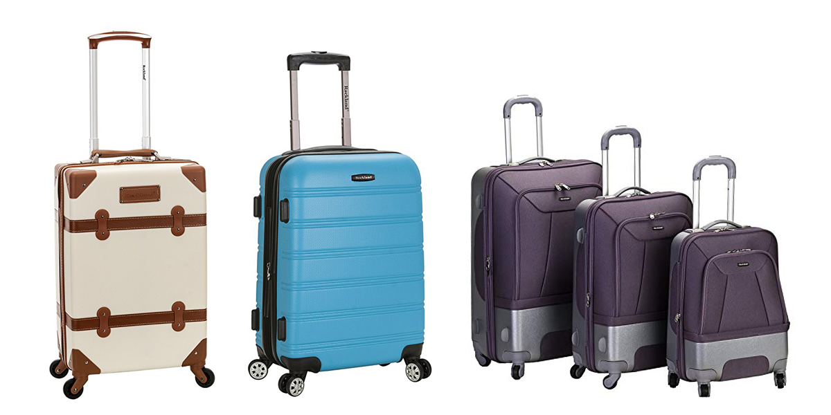 Rockland Luggage: The WTP Review