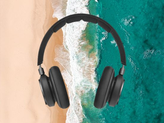 Bang & Olufsen Wireless Headphones Ocean