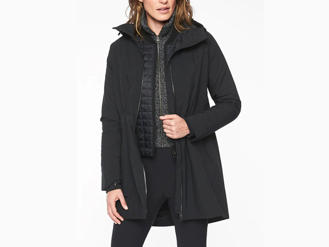 Cloudburst Jacket Athletica Raincoat