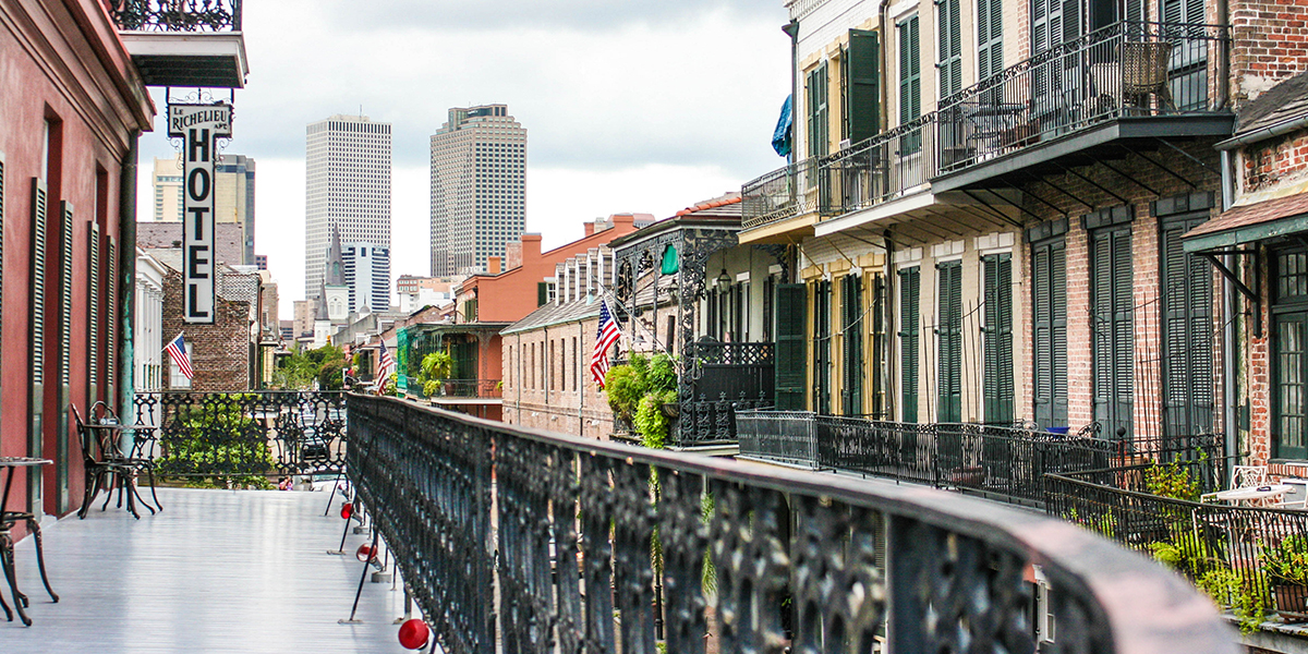 French Quarter New Orleans Packing List