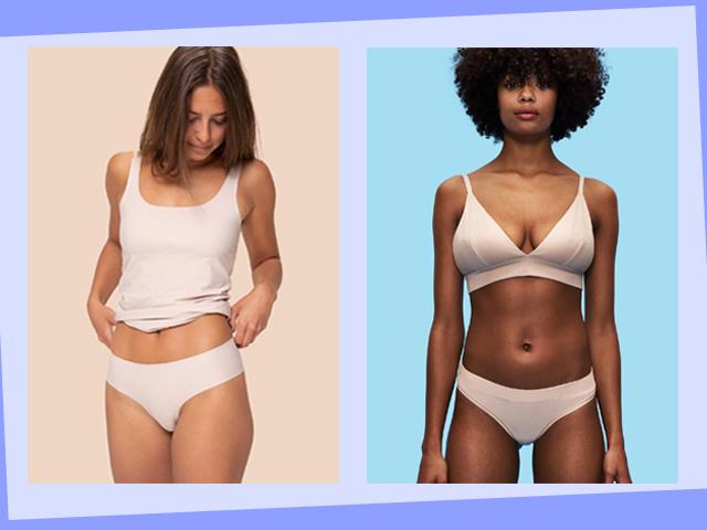 Organic Basics Women's Underwear Brand