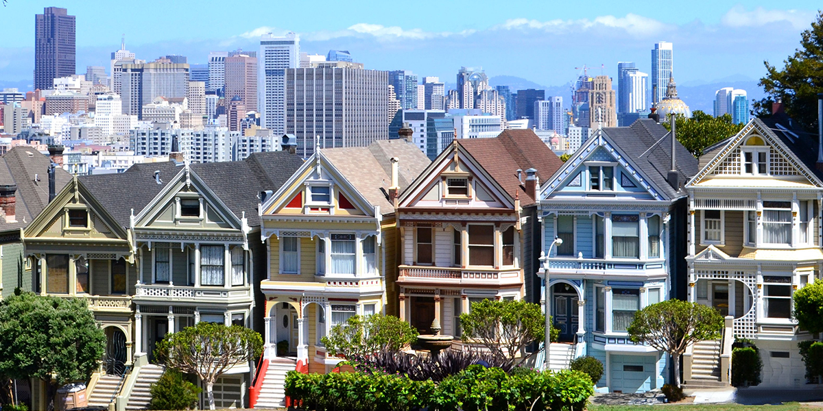San Francisco Painted Ladies Best Packing List SF