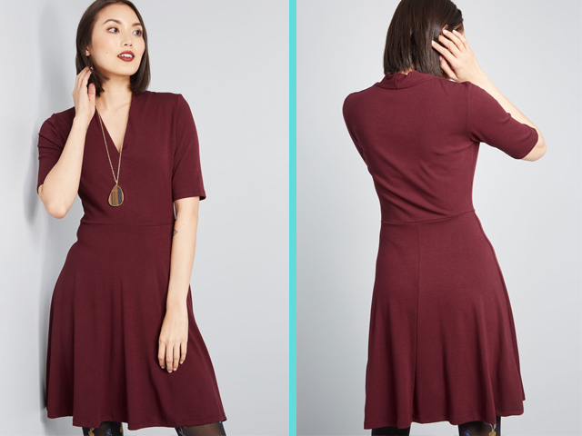 Warranted Wanderlust Knit Dress Modcloth