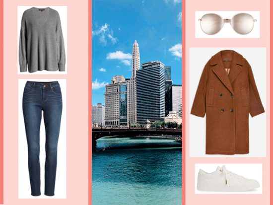 What to Wear Architecture Cruise Women's Outfit Chicago