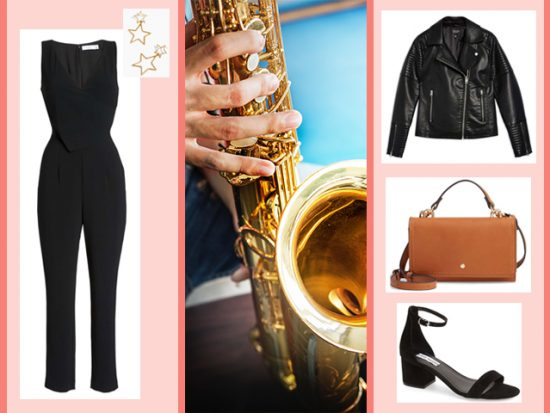 What to Wear to Jazz Club Chicago, Women's Outfit