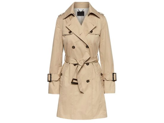 Banana Republic Women's Water-Resistant Classic Trench Coat