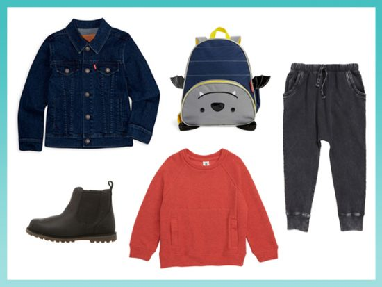 Best Travel Outfit for School Age Boys