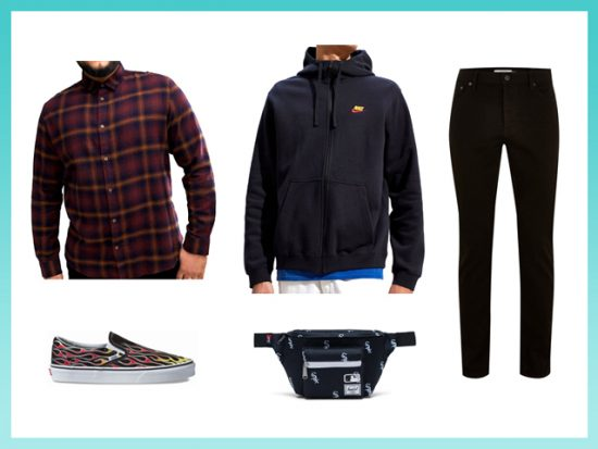 Best Travel Outfit for Teen Boys