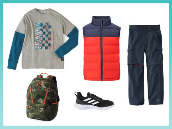 Best Travel Outfit for Tween Boys