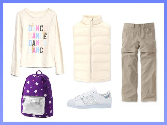 Best Travel Outfit for Tween Girls