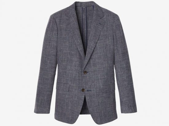 Men's Bonobos Unconstructed Italian Wool Blazer