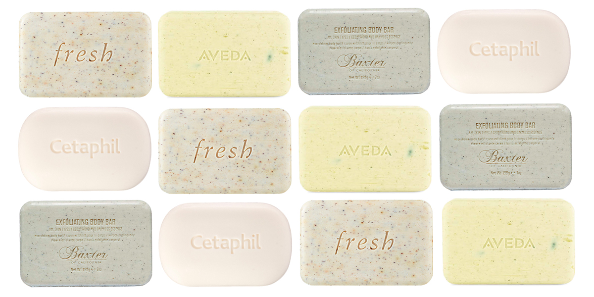 Elegant Bars of Soap That Let You Ignore Liquid Restrictions