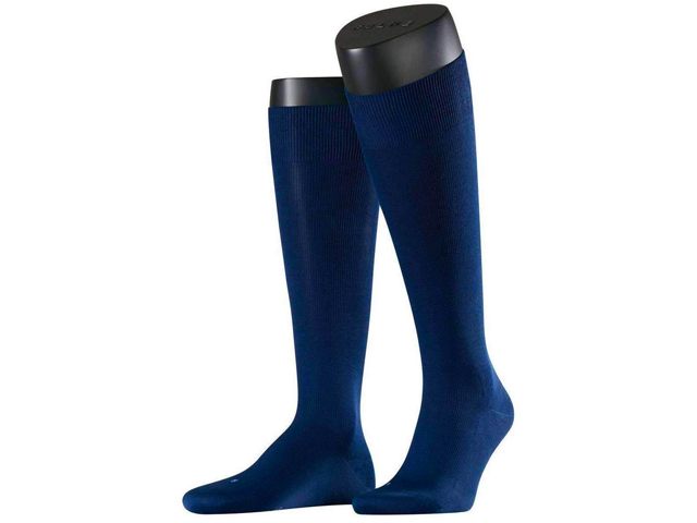 Falke Mens Ultra Energizing Knee High Socks - Royal Blue
