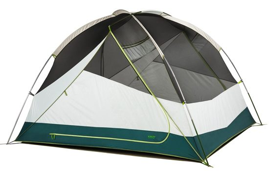 Kelty Trail Ridge 4 Tent with Footprint - 4-Person, 3-Season