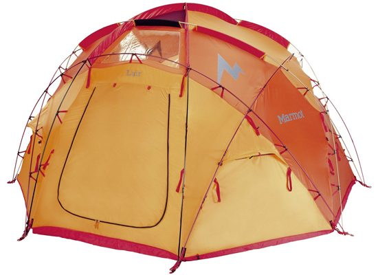 Marmot Lair Tent: 8-Person 4-Season