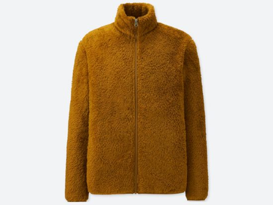 22374728bd3 Faux Shearling Coat KENSIE Women s Men s MEN FLUFFY YARN FLEECE FULL-ZIP  JACKET Uniqlo