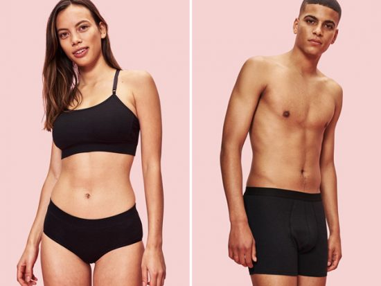 Organic Basics Underwear for Men and Women