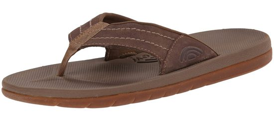 Rainbow Sandals Men's East Cape Molded Rubber Sandal