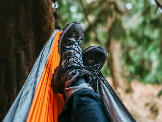 Shoes You Need for a Camping Trip