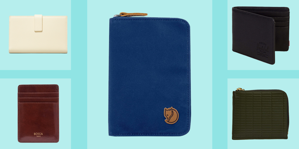 The Best Wallets for Travel