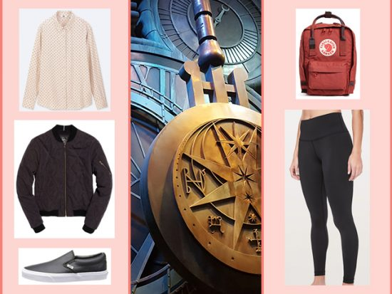 What to Wear Harry Potter Studio Tour, Women's Outfit for London