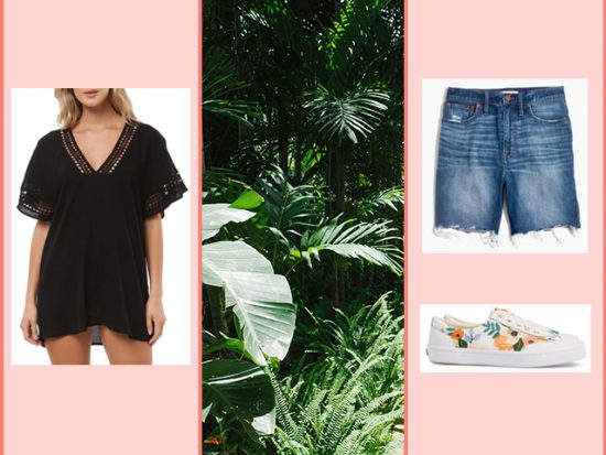 What to Wear Ziplining Cancun Mexico, Women's Outfit