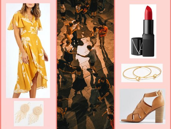 What to Wear, Dancing in Cancun - Women's Outfit