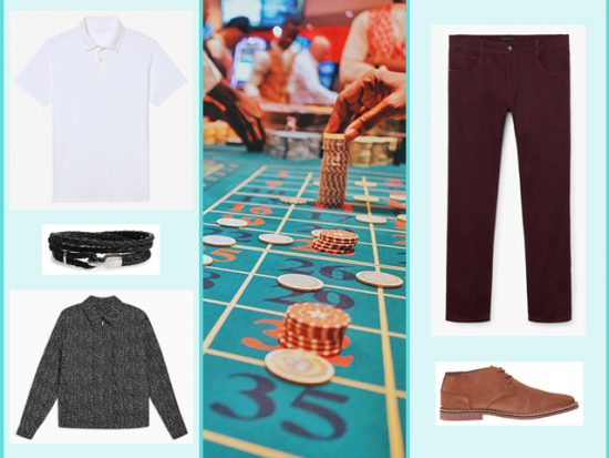 What to Wear to Casino - Men's Outfit Las Vegas