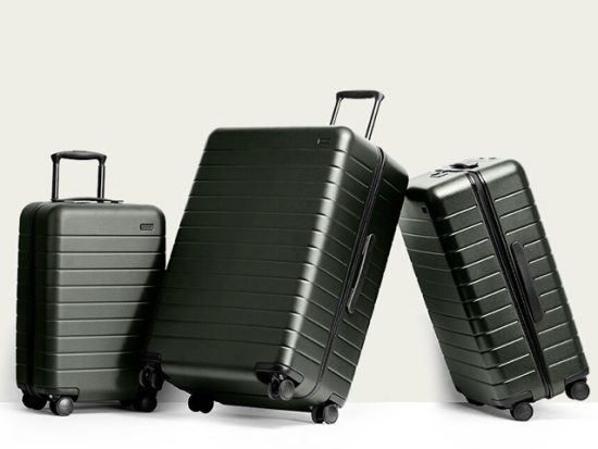 what luggage brand to consider? away travel luggage