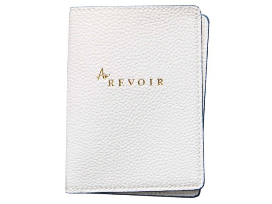 Au Revoir Passport Holder ANTHROPOLOGIE