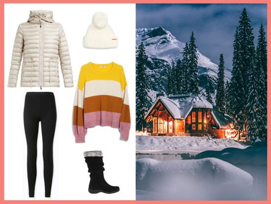 Apres Ski Women's Outfit Inspiration