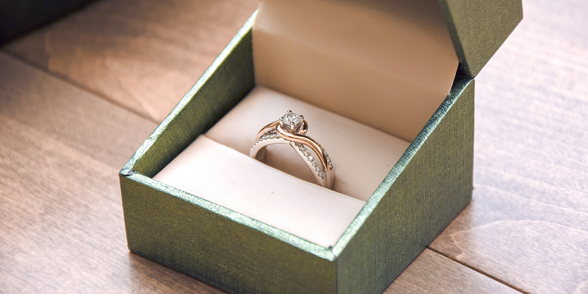 Best Fake Engagement Rings for Safety and Peace of Mind While Traveling