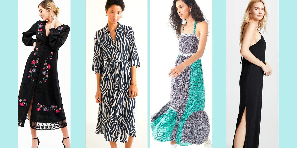 Best Maxi Dresses of 2019 That Are Perfect for Travel