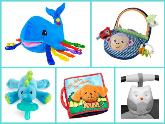 Best Travel Toys and Entertainment for Babies
