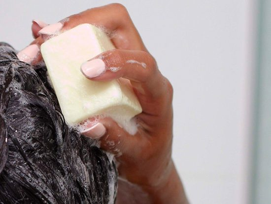 How Do Shampoo Bars Work?