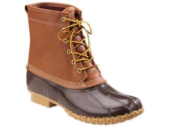 """Men's Bean Boots by L.L.Bean®, 8"""" Gore-Tex/Thinsulate"""