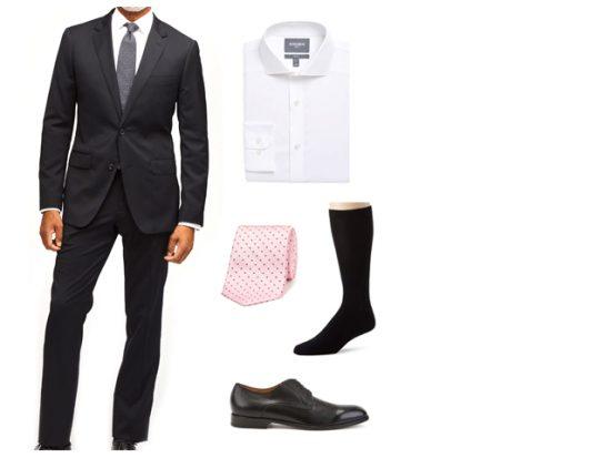 Men's Formal Dress Code