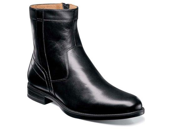 'Midtown' Zip Boot FLORSHEIM