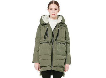 Orolay Women's Thickened Down Jacket (Most Wished &Gift Ideas).