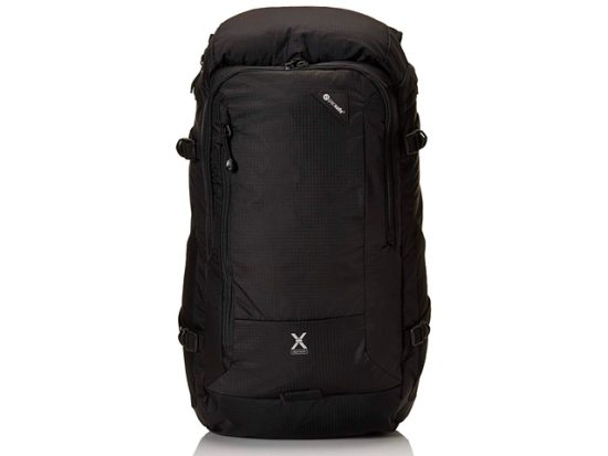 Pacsafe Venturesafe X30 Anti-Theft Adventure Backpack, Black