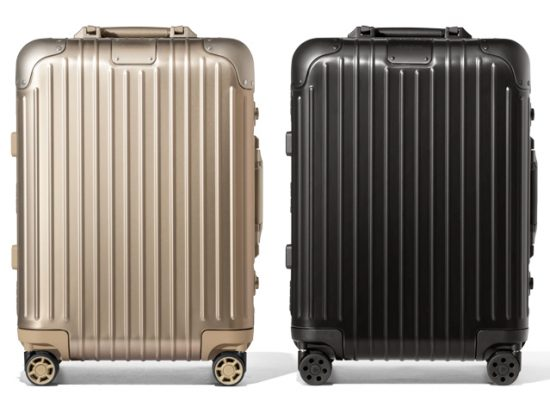 Rimowa Style Overview