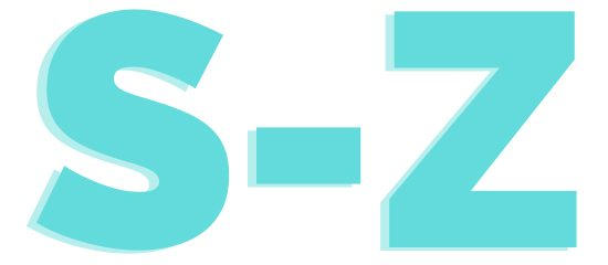 S-Z Section Header