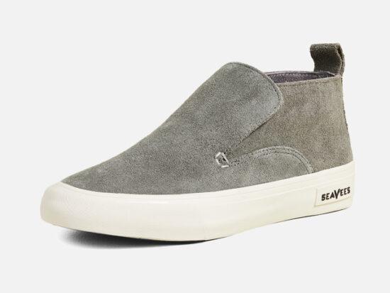 SeaVees Huntington Middie Sneakers.