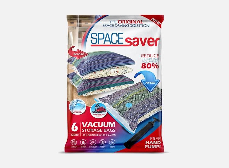 Spacesaver Premium Vacuum Storage Bags.