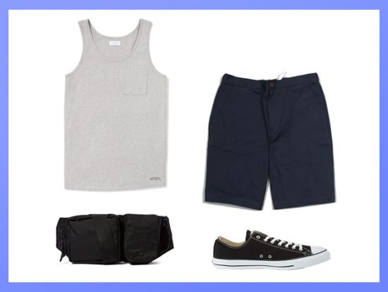 The Best Festival Outfit for Guys