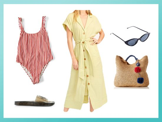 The Best Outfit for Hotel Lounging