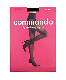 Black tights by Commando