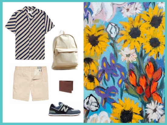 What to Wear for Nashville Street Art Tour, Men's Outfit